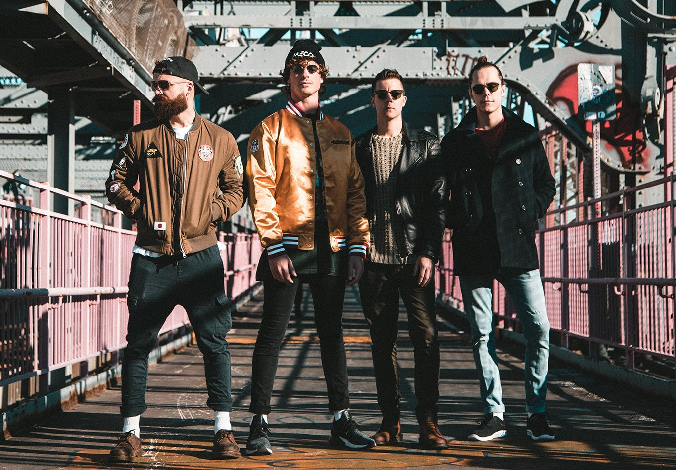 Don Broco Share New Single, Announce New Album and Unveil Tour Dates
