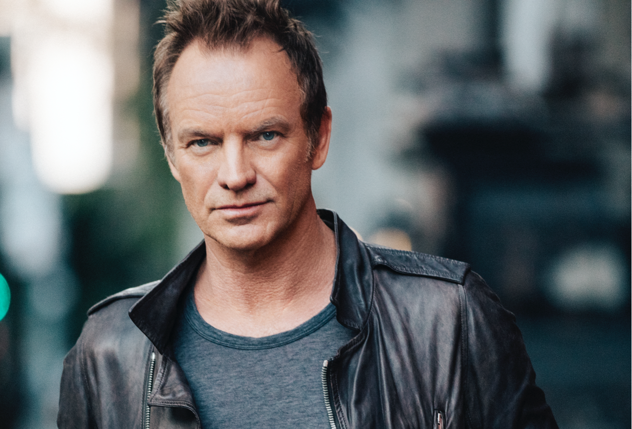 Sting Releases New Single 'September' Featuring Zucchero from Upcoming Album 'Duets'