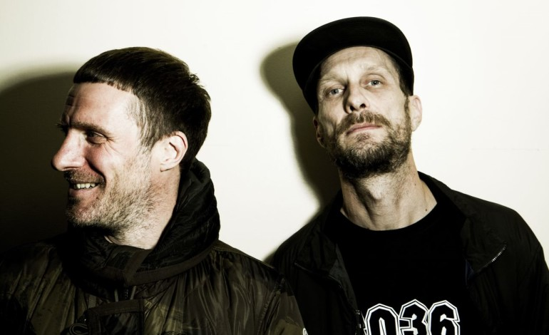 Sleaford Mods Drop New Single 'Nudge It' With Amyl and the Sniffers' Amy Taylor
