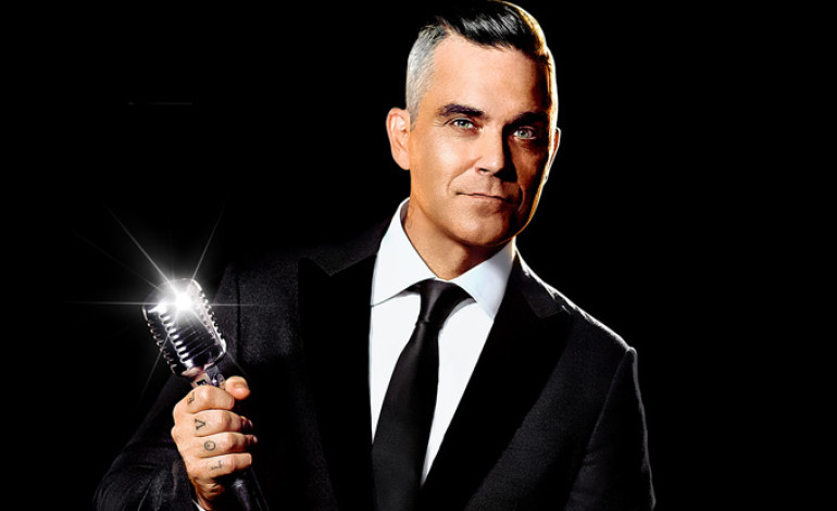 Robbie Williams Teases a New Duet With Kylie Minogue