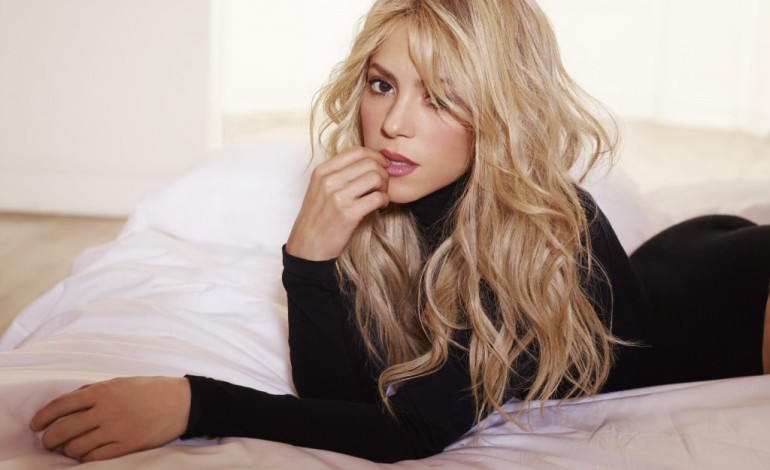 Shakira Sells Song Rights to UK Management Firm