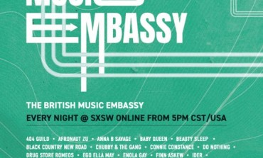 The British Music Embassy Reveals SXSW Online 2021 Lineup