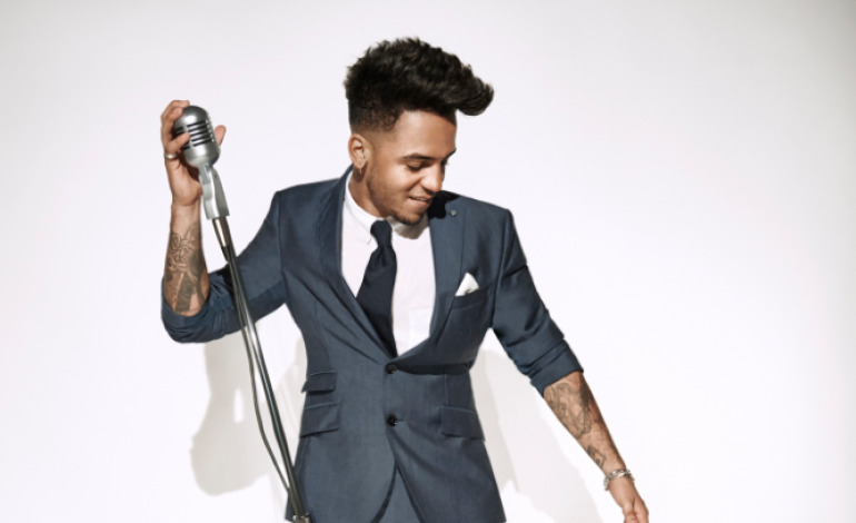 Former JLS Star Aston Merrygold Releases New Song 'Share a Coke'