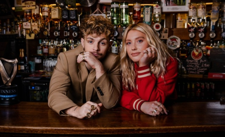 Ella Henderson and Tom Grennan's New Single 'Let's Go Home Together' Debuts at Number 2 on the UK Charts