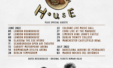 Crowded House Reschedule UK Tour