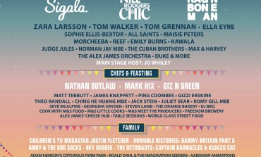The Big Feastival Announces New Line Up