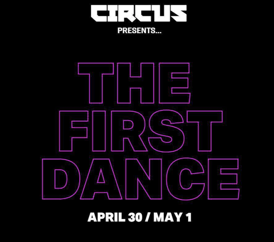 Lineup confirmed for 'The First Dance' Pilot Nightclub Event in Liverpool on Bank Holiday Weekend