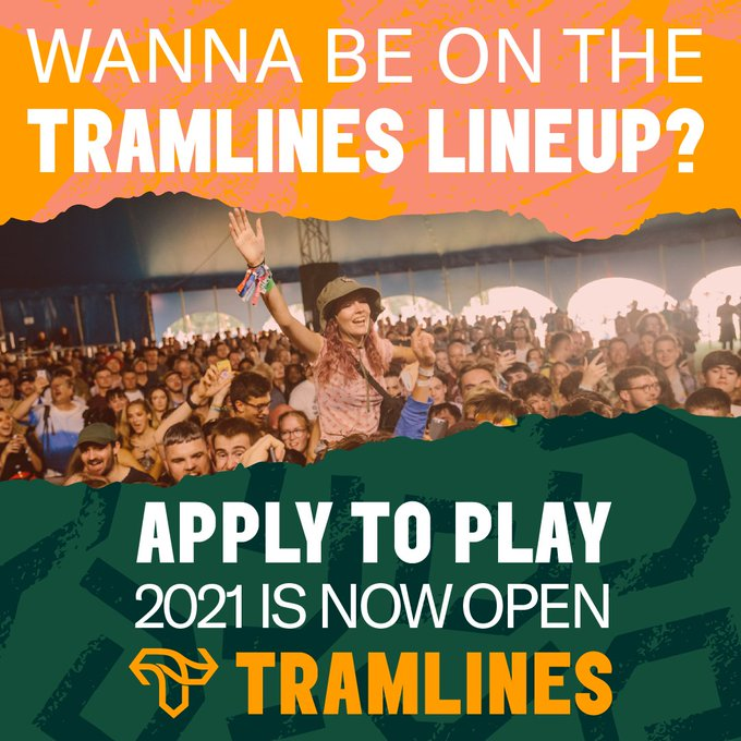How To Apply and Be Part Of This Year's Tramlines Festival