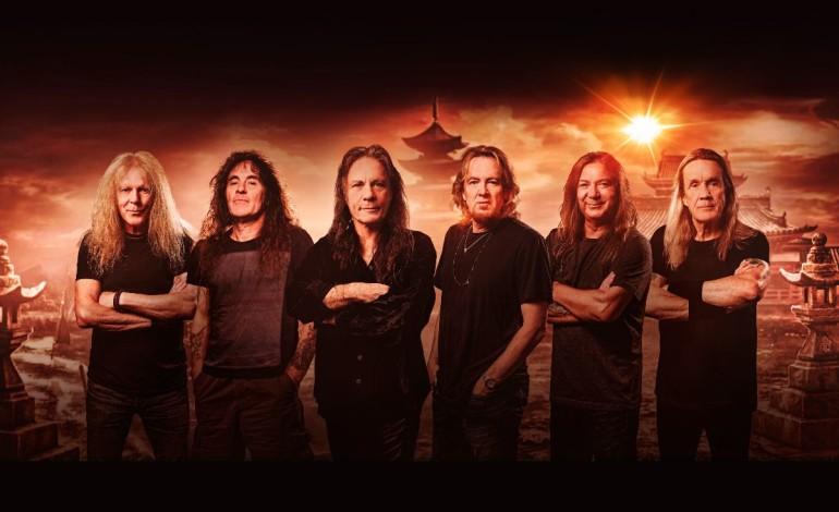 Iron Maiden Announce New Double Album 'Senjutsu'