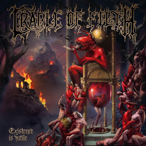 Cradle Of Filth Release Fiery New LP 'Existence Is Futile'