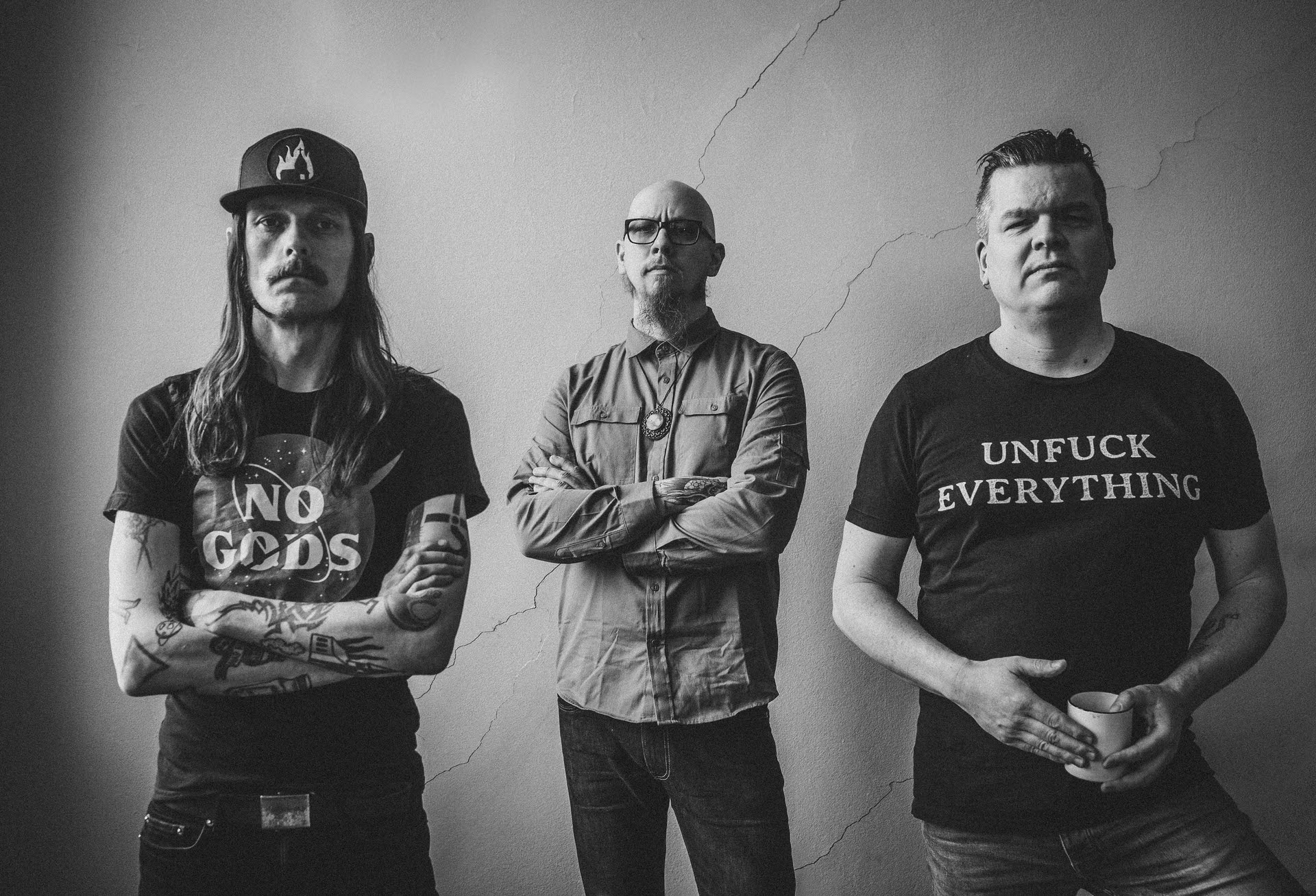 Monolord Set Release Date for New Album 'Your Time To Shine' and Announce UK and European Tour