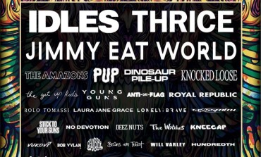 2000Trees Festival Announce the Headliners for 2022 Edition with Idles, Jimmy Eat World, Thrice and many more