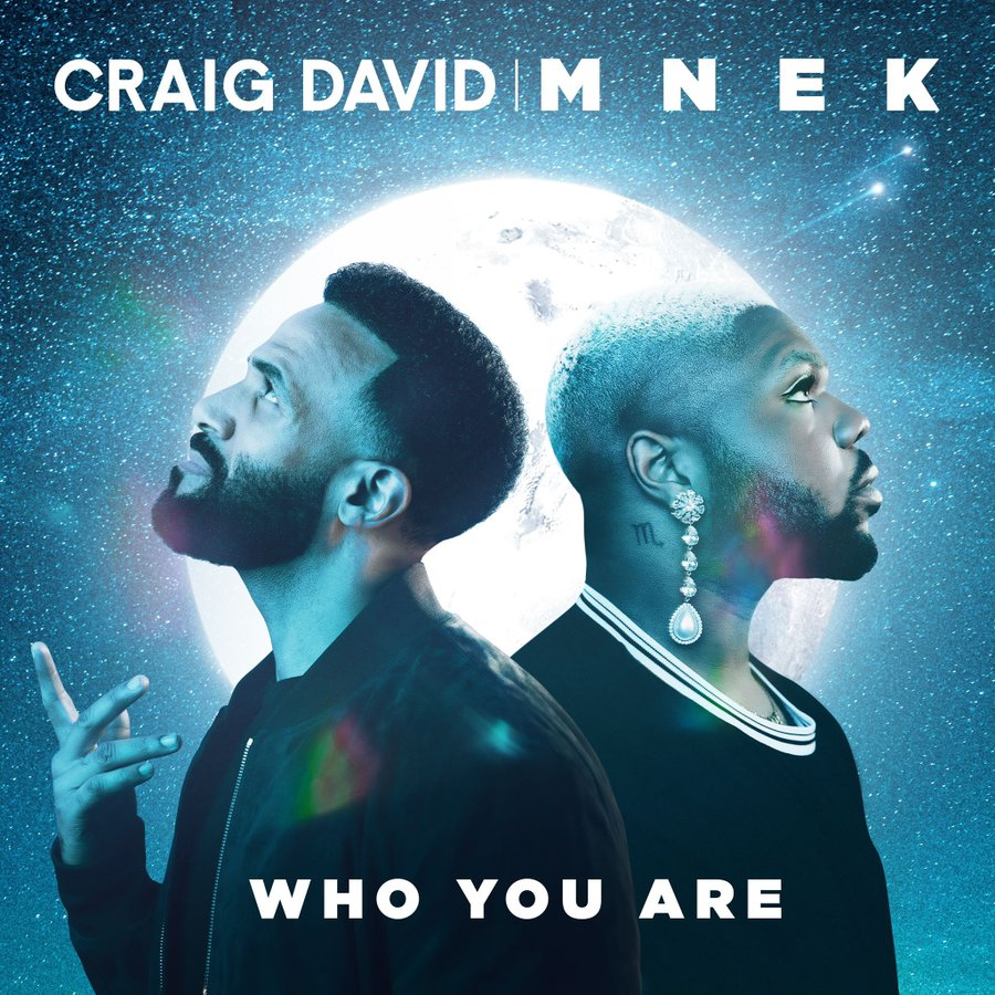Craig David Releases New Collaborative Single 'Who You Are' with MNEK and Announces New Album '22' with UK Tour Dates