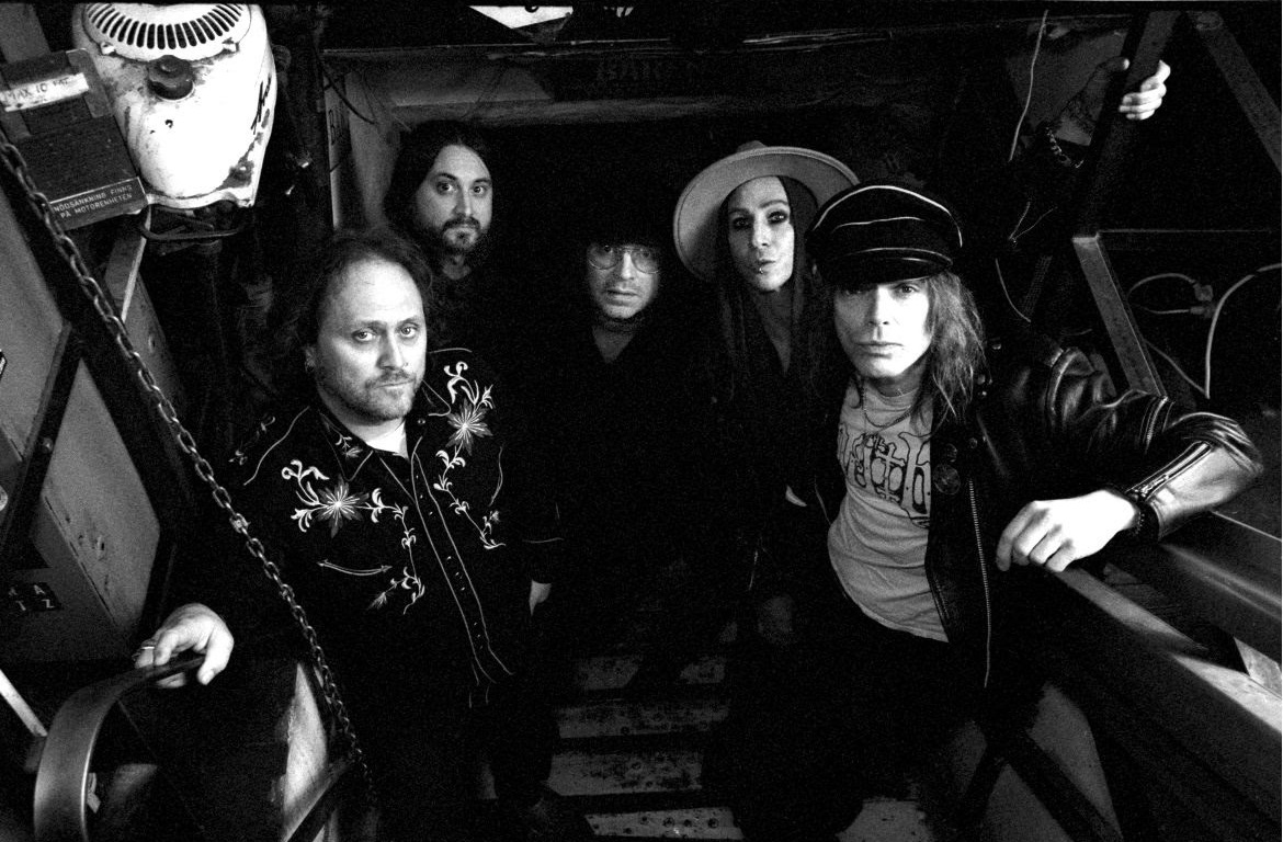 """The Hellacopters Sign to New Label, Nuclear Blast Records, and Re-release """"Grande Rock"""""""